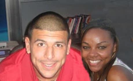 Shayanna Jenkins, Aaron Hernandez