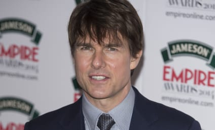Tom Cruise: Nude Statue of Actor Unveiled in Celebration of His Anniversary as a Scientologist