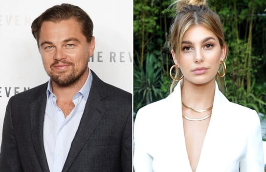 Leonardo DiCaprio-Camila Morrone