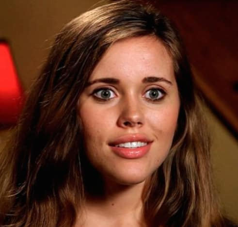 Jessa Duggar on TLC