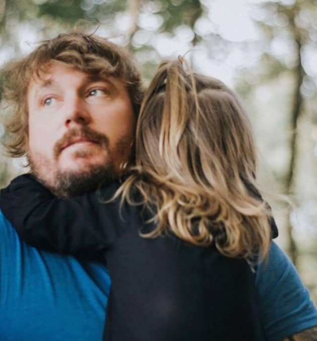 Dakota Meyer and Daughter