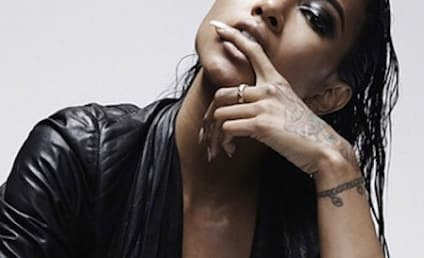 Karrueche Tran to Chris Brown: Talk to the Hand, Bruh!