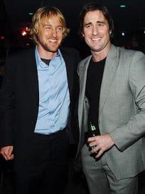 Owen and Luke Wilson