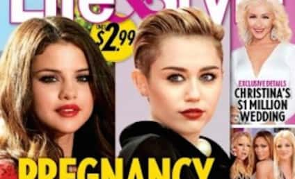 Selena Gomez and Miley Cyrus: Are They BOTH Pregnant?!?