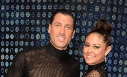 Maks Chmerkovskiy and Vanessa Lachey: They Hate Each Other!