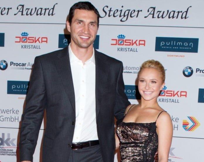 Hayden Panettiere And Wladimir Klitschko Wedding 73347 Loadtve