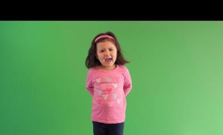 3-Year Old Recreates Inspirational Shia LaBeouf Video