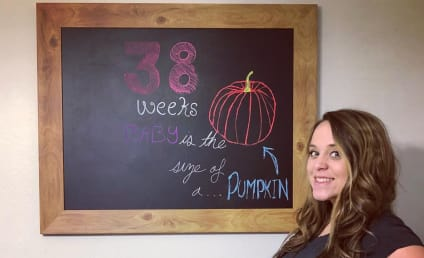 Jinger Duggar Shows Off Baby Bump, Offers Final Pregnancy Update