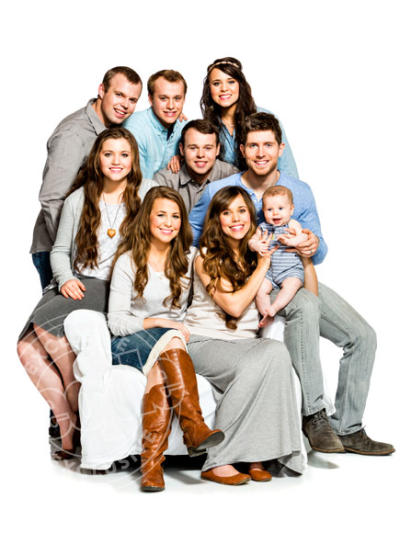 Duggar Family Promotes Counting On