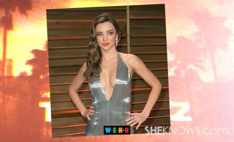 Miranda Kerr: Bisexual?!