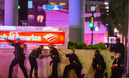 Dallas Shooting: 5 Police Officers Killed at Black Lives Matter Protest