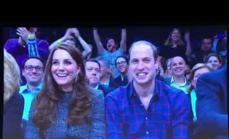 Kate Middleton, Beyonce Meet-and-Greet