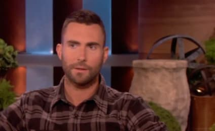 "Adam Levine Responds to ""Aggressive"" Jennifer Love Hewitt"