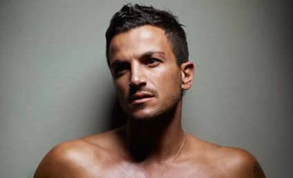 Peter Andre: Shirtless, Still Not Over Katie Price