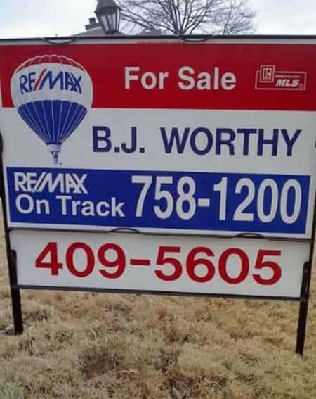B.J. Worthy