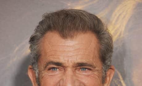 Mel Gibson at Mad Max