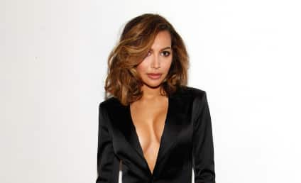 Naya Rivera on Mark Salling Child Porn Charges: I'm Not Surprised!