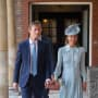 Pippa Middleton at Louis' Christening
