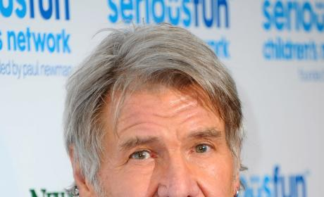 Harrison Ford is Handsome