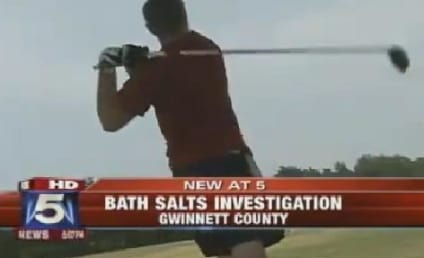 """Karl Laventure, """"Zombie Cannibal"""" High on Bath Salts, Threatens to Eat Cops"""