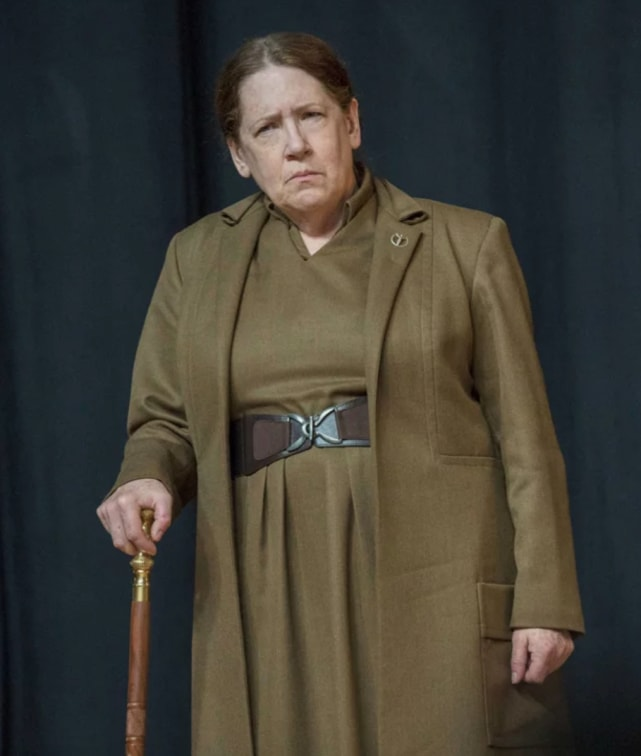 Aunt lydia the handmaids tale