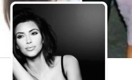 Kim Kardashian Changes Her (Fake) Name!