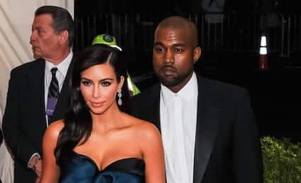 "Kim Kardashian Shoots Down Marriage Rumor, Insists Wedding Will Be ""VERY Small"""