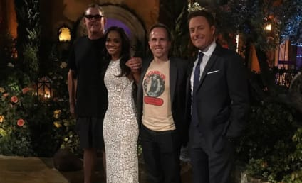 Rachel Lindsay as The Bachelorette: First Look!