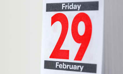 """Leap Day: Happy Birthday to 5 Million """"Leapers""""!"""