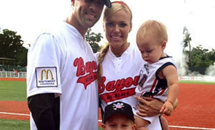 Jennie Finch and Casey Daigle: Expecting Baby #3!