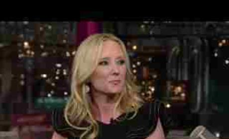 Anne Heche on Letterman