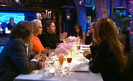 The Real Housewives of Beverly Hills Recap: I Can Be Trampy!