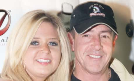 Michael Lohan and Kate Major Picture