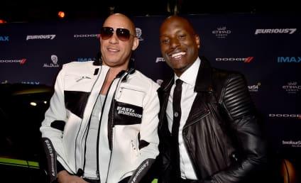 Tyrese Gibson: Wait, I Love Vin Diesel, Too!