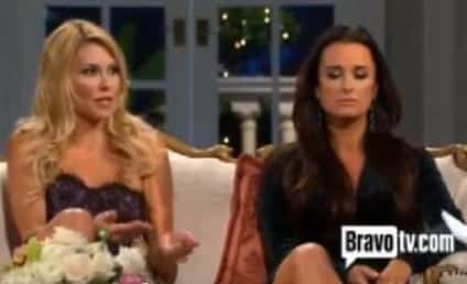 The Real Housewives of Beverly Hills Reunion Promo: Brandi Under Attack!