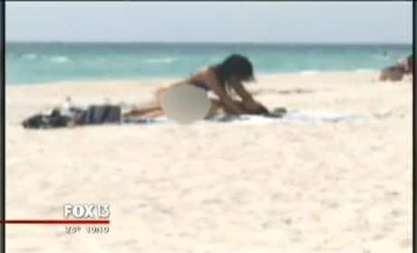 Florida Couple Arrested for Having Sex on Beach