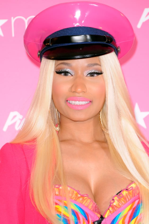 Nicki Minaj in Pink