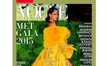 Vogue: 2015 MET Gala Cover