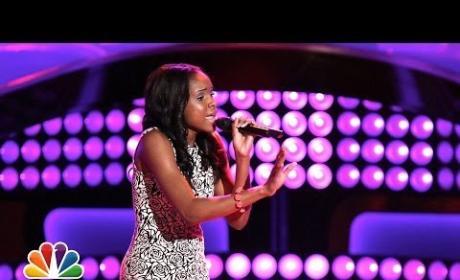 "Deja Hall: ""True Colors"" (The Voice Audition)"