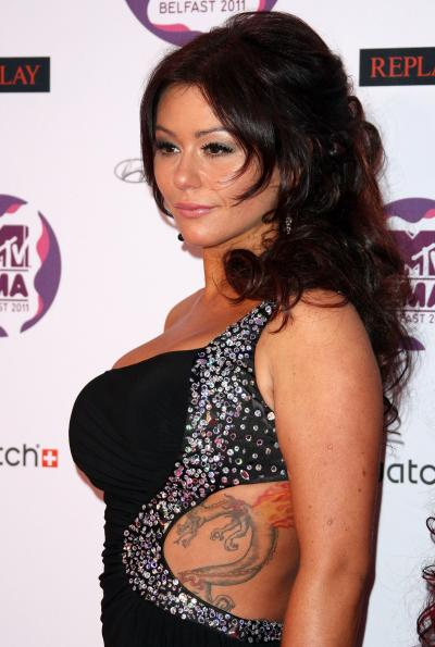 JWoww Side Action