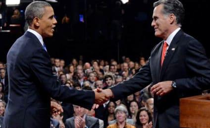 Presidential Debate Reactions: Celebrities Sound Off on Twitter