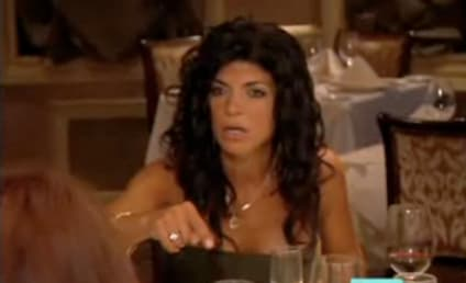"Real Housewives of New Jersey Finale Meltdown: Teresa Giudice Flips Out on ""Prostitution Whore"" Danielle Staub"