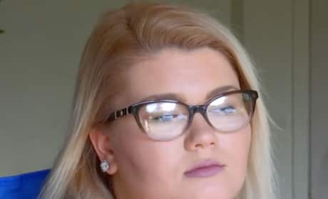 Amber Portwood: Plastic Surgery Will Heal My Depression!