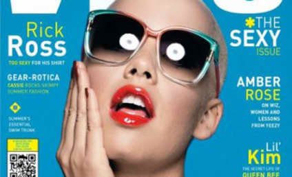 "Amber Rose Lashes Out at ""Negative BS"" of Vibe Magazine"