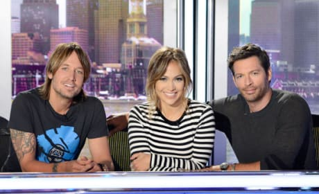 American Idol Season 13 Judges