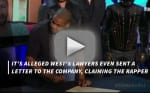 Kanye West to Tidal: SEE YA!