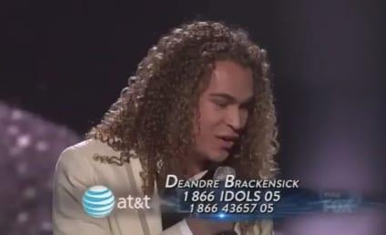 DeAndre Brackensick: Hair Today, Gone Tomorrow?