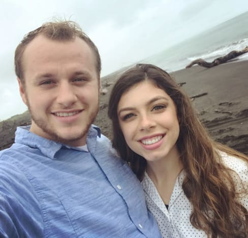 Josiah Duggar With Lauren Swanson