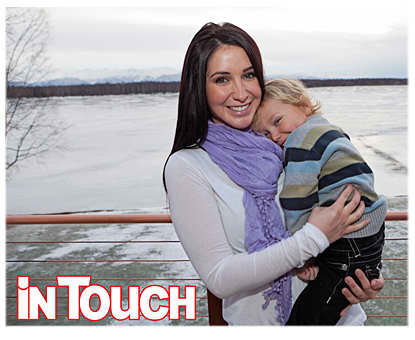 Bristol Palin and Tripp Johnston Photo