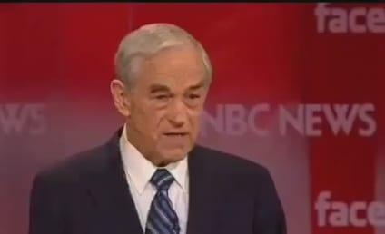 Republican Debate Highlights: Ron Paul Edition!